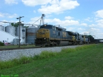 CSX 7318,8540 Q525